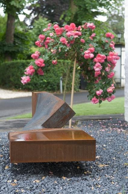 Einzelausstellung in unserer damaligen Rheingalerie Bonn // Bonn 2011
