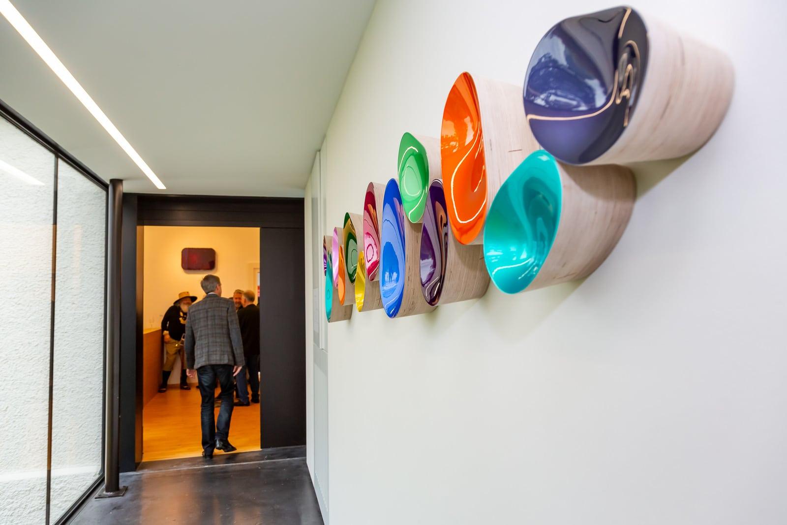 Retrospektive zum 70. Geburtstag DER WEG // Museum VILLA ROT Burgrieden 2019