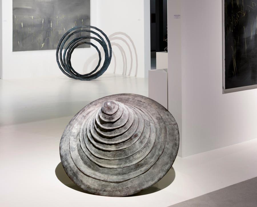 Ausstellung der Werkhallen auf der Cologne Fine Art // 2016