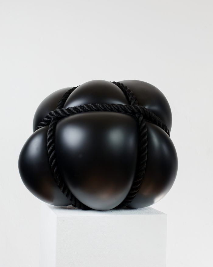 Werk: Bondage, Porzellan