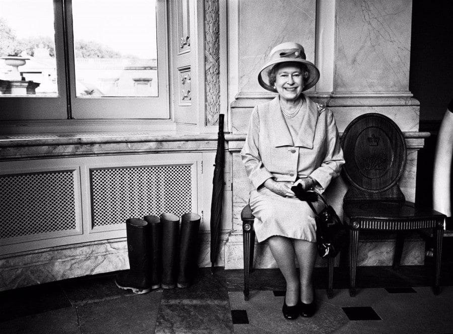 Werk: HM The Queen Buckingham Palace