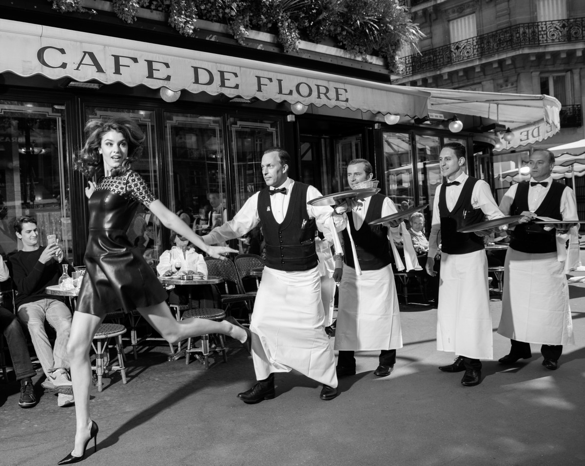 Werk: Café de Flore