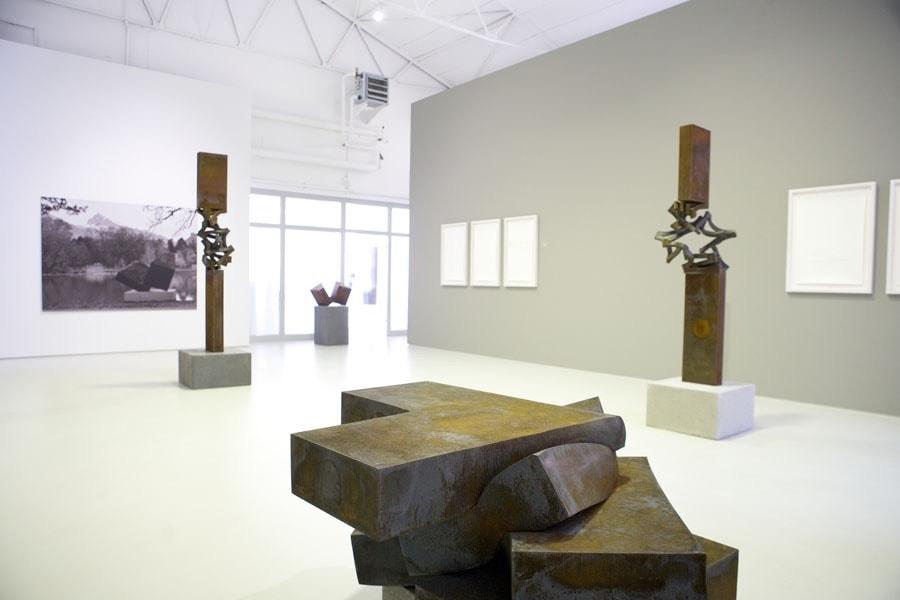 Einzelausstellung WERKHALLEN REMAGEN // Remagen 2015