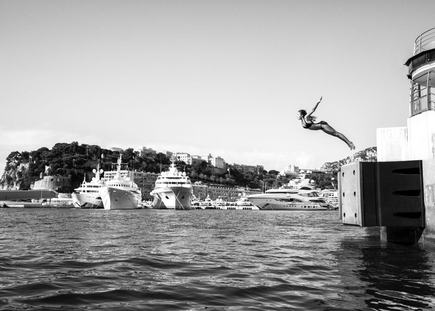 Werk: From the series CONCRETE / Monaco