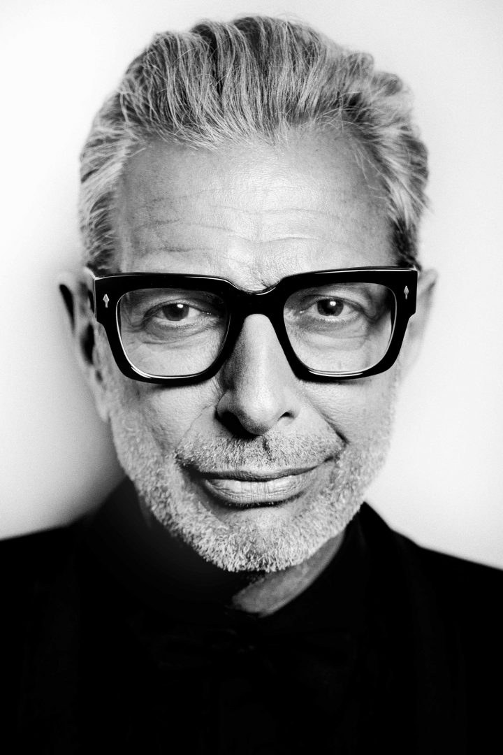 Werk: Jeff Goldblum