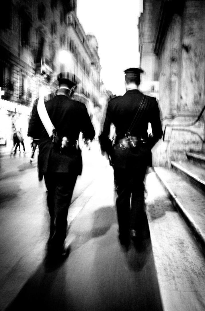 Werk: Carabinieri