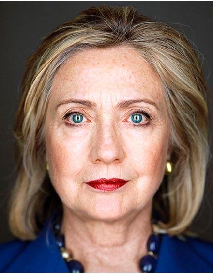 Werk: Hillary Clinton