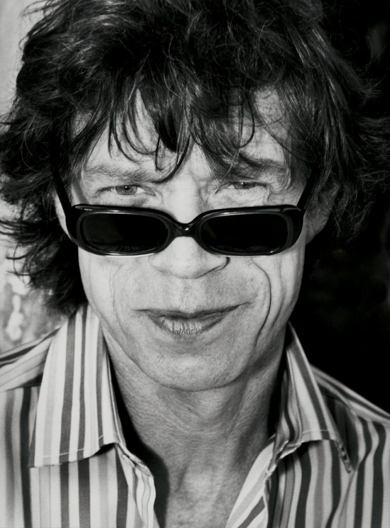Werk: Mick Jagger