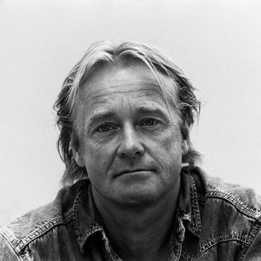 Portrait von Hubert Scheibl