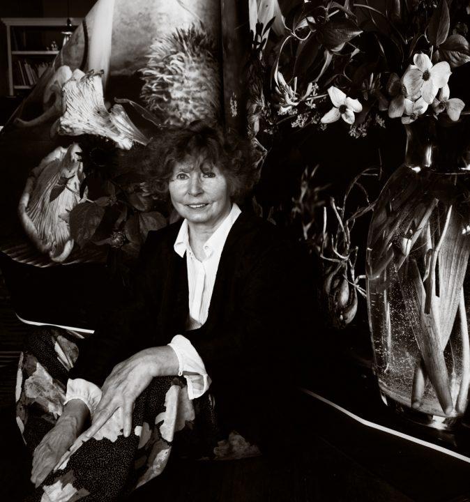 Portrait von Vera Mercer