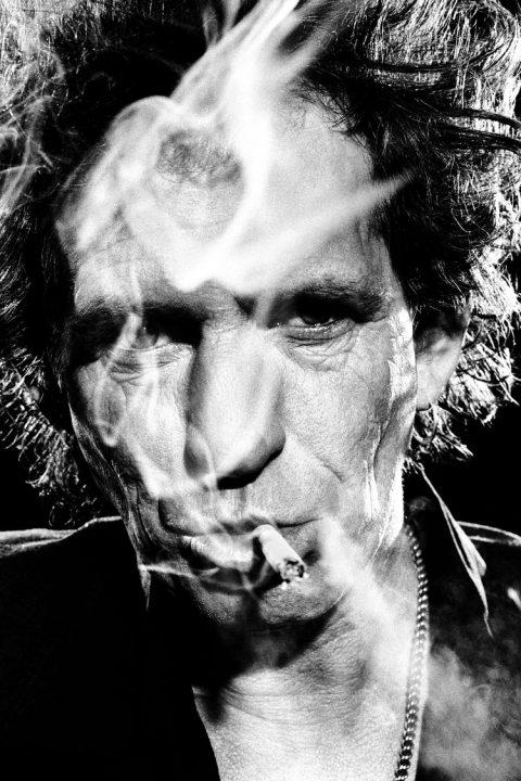 Werk: Keith Richards