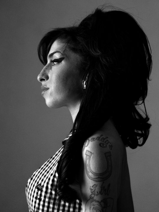 Werk: Amy Winehouse