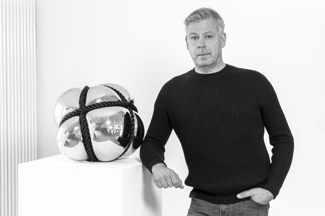 Portrait von Stephan Marienfeld