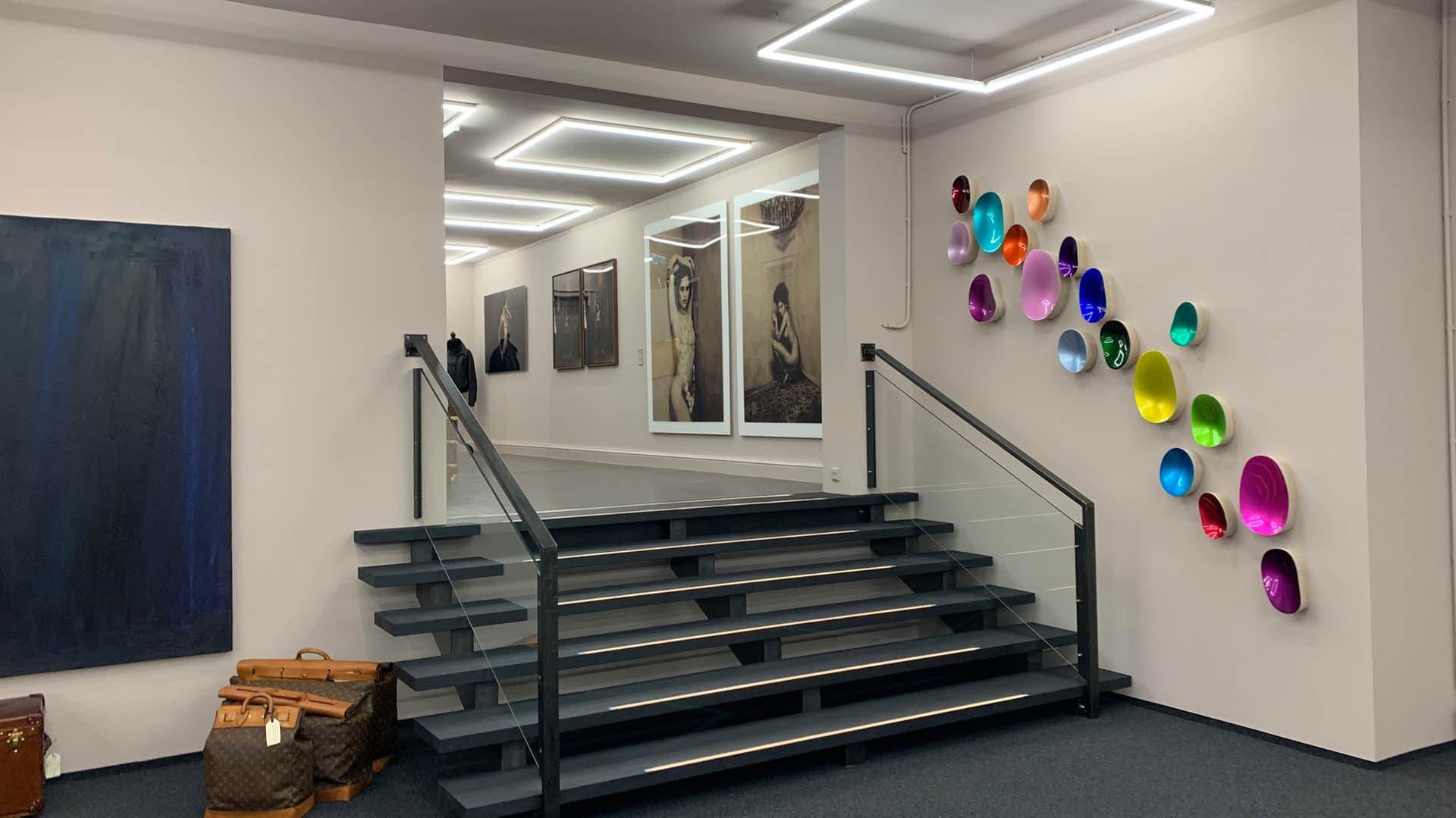 Werkhallen Galerie Kampen